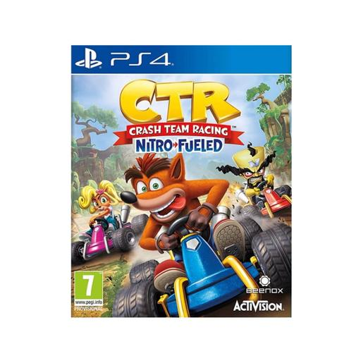 PS4 - Crash Team Racing Nitro Fueled