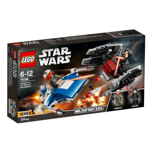 LEGO Star Wars - Microfighters Ala-A vs Silenciador TIE - 75196