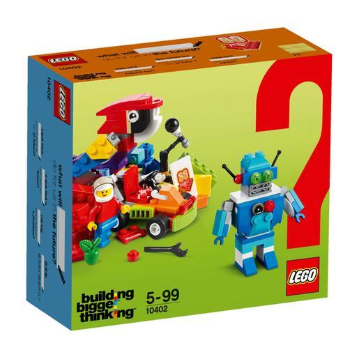 LEGO Classic - Futuro Divertido - 10402