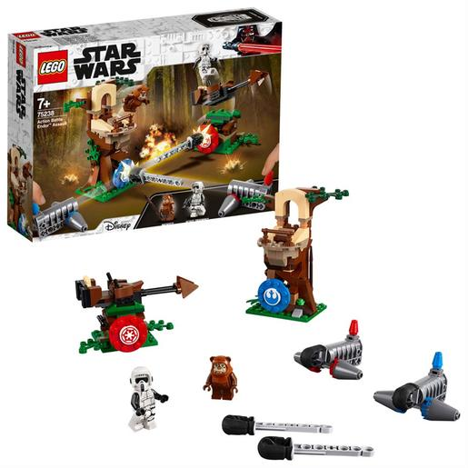LEGO Star Wars - Action Battle: Asalto a Endor - 75238