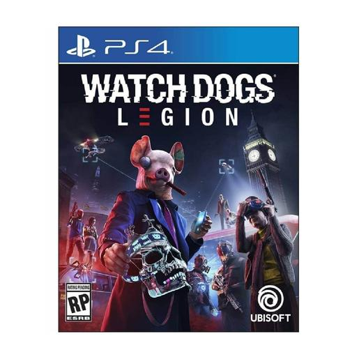 PS4 - Watch Dogs Legion