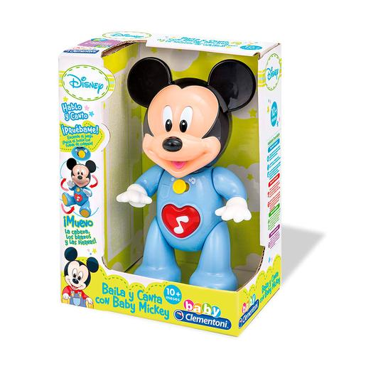 Mickey Mouse - Baby Mickey Gira y Aprende