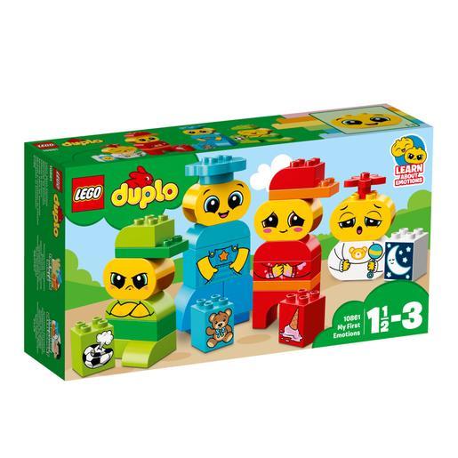 LEGO DUPLO - Mis Primeras Emociones - 10861
