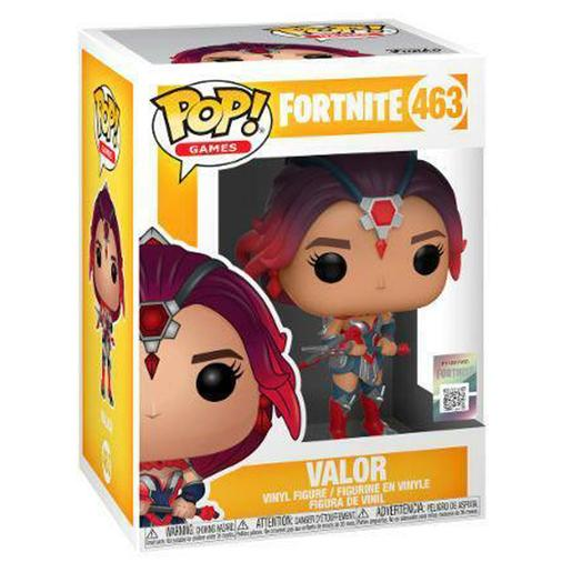 Fortnite - Tricera Valor - Figura POP