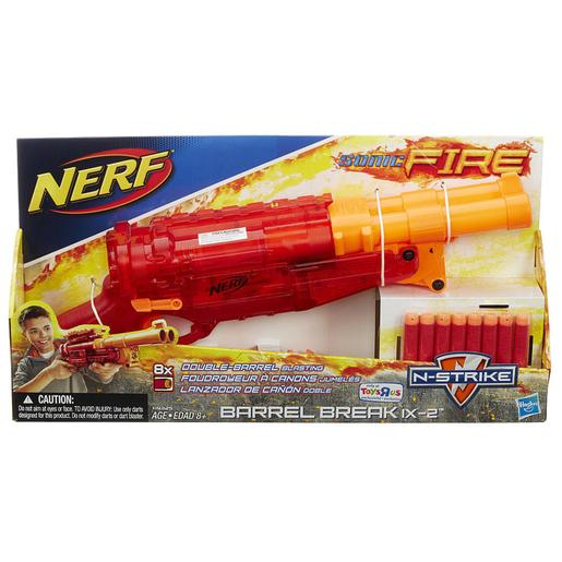 Nerf N-Strike - Sonic Fire Barrel Break IX-2