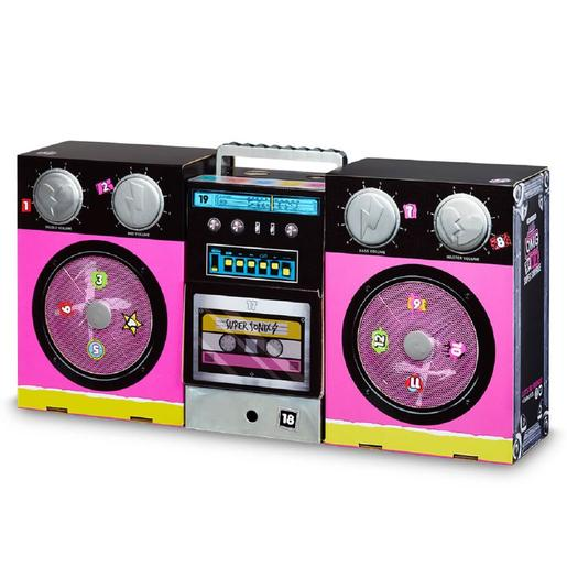 LOL Surprise - Boombox Amazing Surprise Serie Remix