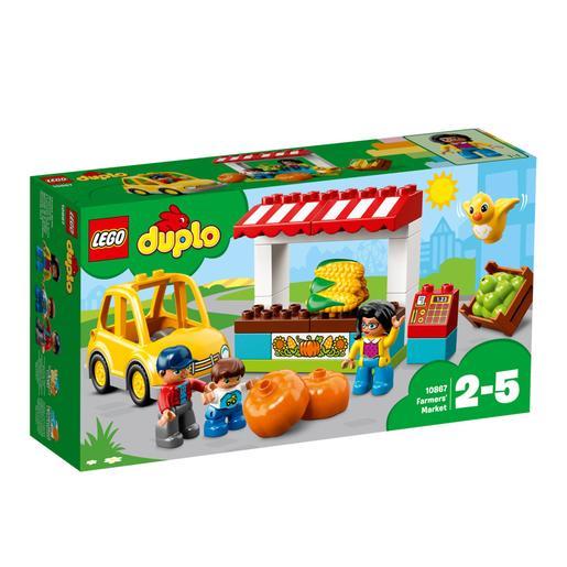 LEGO DUPLO - Mercado de la Granja - 10867