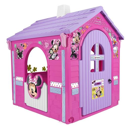 Injusa - Minnie Mouse - Casita de juguete