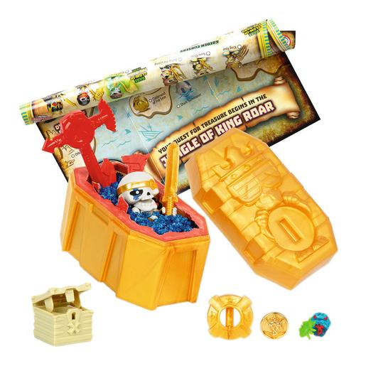 Treasure X - Kings Gold Serie 3 (varios modelos)
