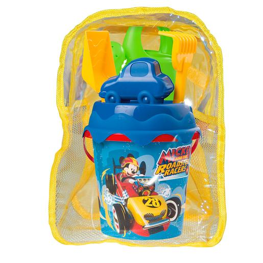 Mickey Mouse - Mochila Playa Mickey y los Superpilotos