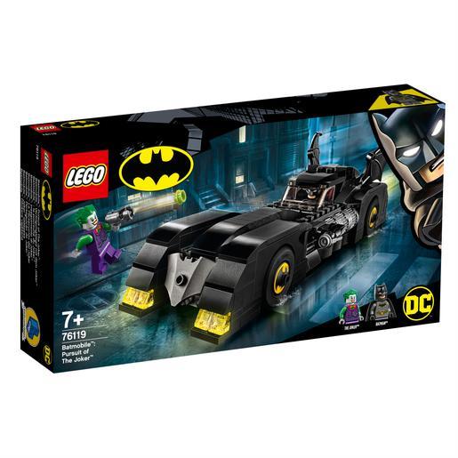 LEGO Súper Héroes - Batmóvil La Persecución del Joker  - 76119
