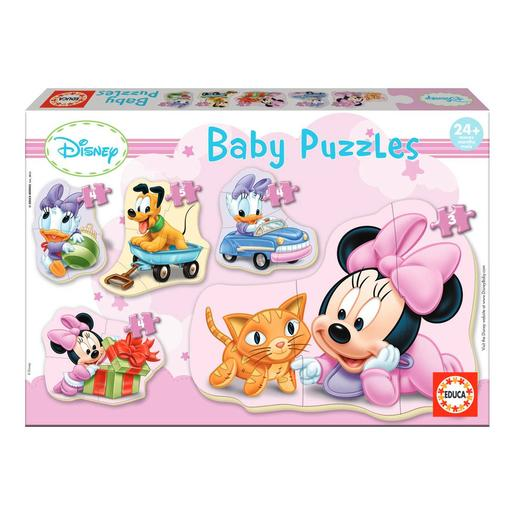 Educa Borrás - Minnie Mouse - Baby Puzzles