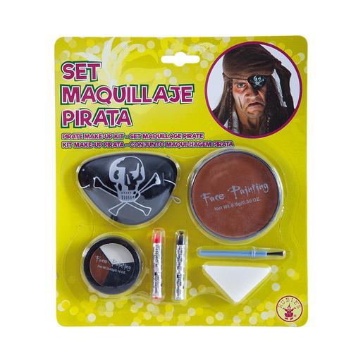 Disfraz Infantil - Set de Maquillaje Pirata 5-7 años