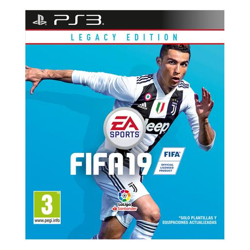 PS3 - FIFA 19 Legacy Edition