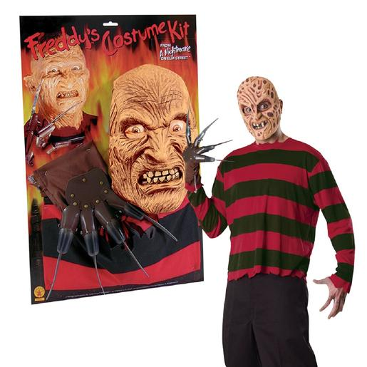 Kit Blíster Freddy Krueger