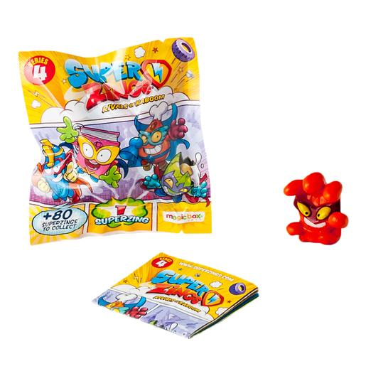 SuperZings IV - One Pack (varios modelos)