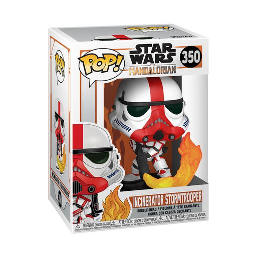 Star Wars - Incinerator Stormtrooper - Figura POP