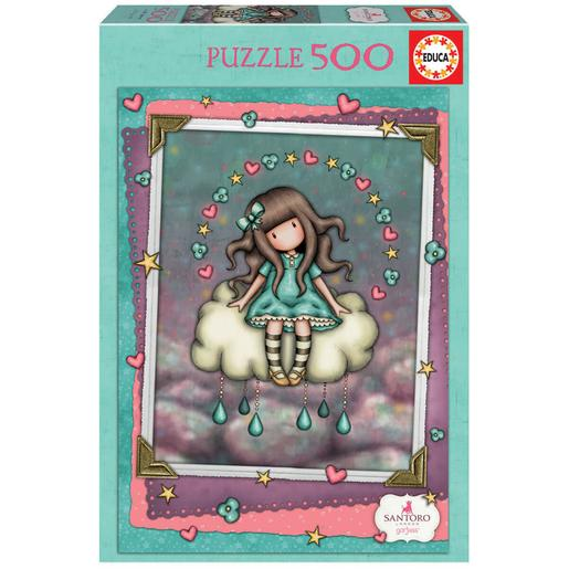 Educa Borrás - Gorjuss - April's Showers Puzzle 500 Piezas