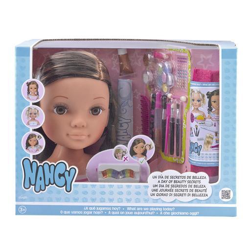 Nancy Un Día De Secretos De Belleza Varios Modelos Nancy Tienda De Juguetes Y Videojuegos Juguetería Online Toysrus