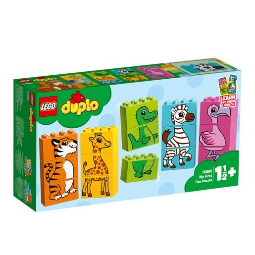 LEGO DUPLO - Mi Primer Puzle Divertido - 10885