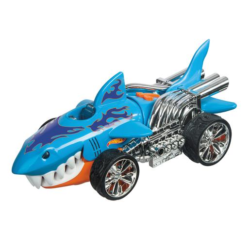 Hot Wheels - Monster Action Sharkruiser Luces y Sonidos