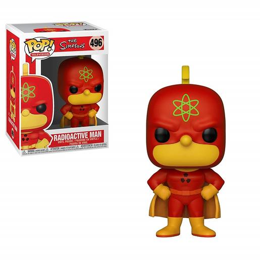 Los Simpsons - Radioactive Man - Figura Funko POP