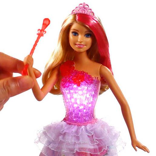Barbie - Princesa Destellos Dulces