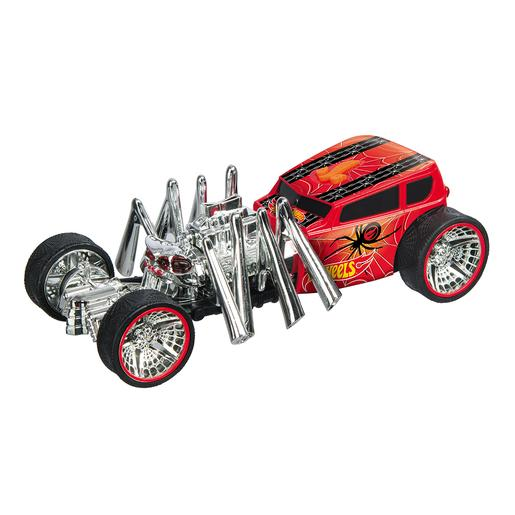Hot Wheels - Monster Action Street Creeper Luces y Sonidos