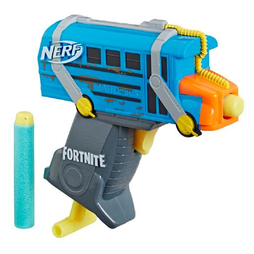 Nerf - MicroShots Fortnite Battle Bus