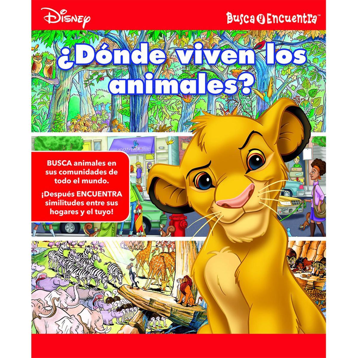 Disney - Busca y Encuentra. IDK77191