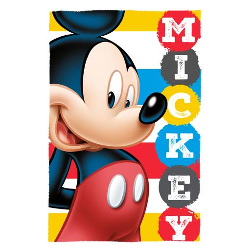 Mickey Mouse - Manta Polar Mickey Mouse