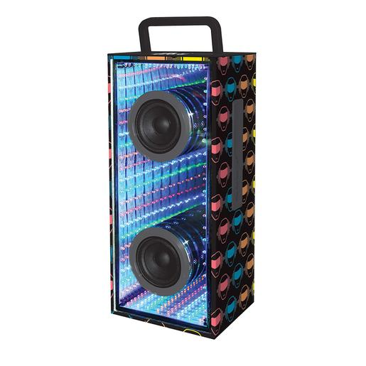 Lexibook - Altavoz IParty con Luces y Bluetooth