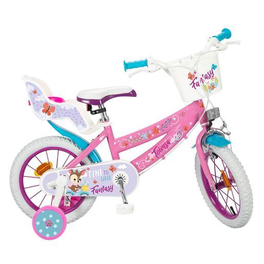 Bicicleta Fantasy Walk 14 Pulgadas