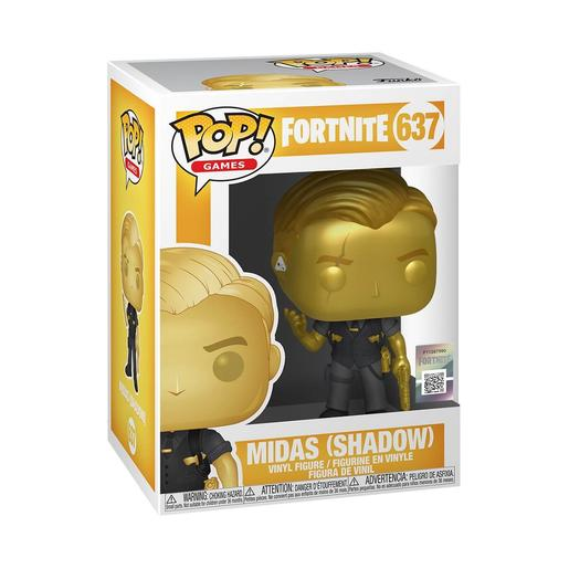 Fortnite - Midas (Shadow) - Figura Funko POP