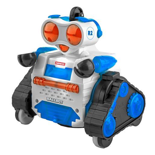 Robot Ball Bot Azul