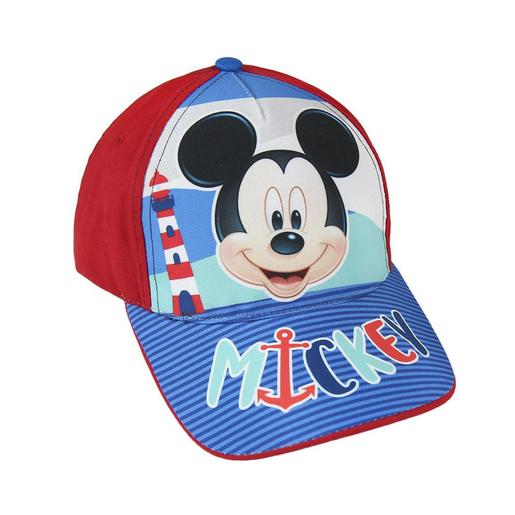 Mickey Mouse - Gorra Mickey Roja