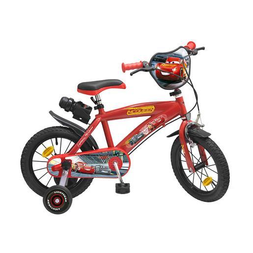 Cars - Bicicleta 14 Pulgadas Cars 3