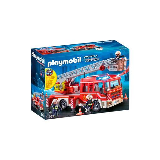Playmobil - Camión de Bomberos con Escalera - 9463