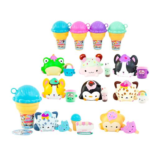 Smooshy Mushy - Pack 1 Smooshy Creamery (varios modelos)