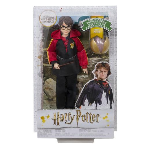 Harry Potter - Harry - Muñeco Cáliz de Fuego