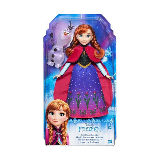 Frozen - Anna Luces de Invierno