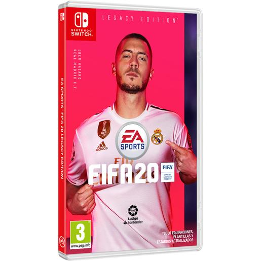 Nintendo Switch - FIFA 20