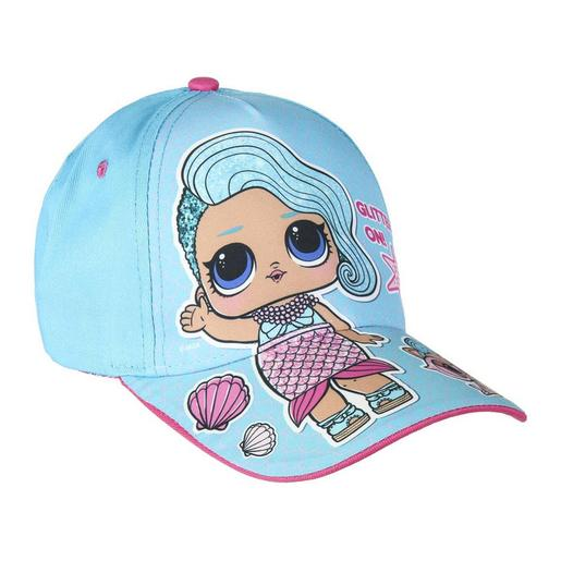 LOL Surprise - Gorra LOL Turquesa