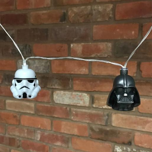 Star Wars - Pack 2 Luces Stormtrooper y Darth Vader