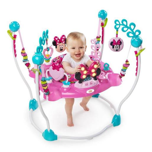 6d0a4f698 Disney baby - Minnie Mouse Saltador con Actividades | Andadores ...