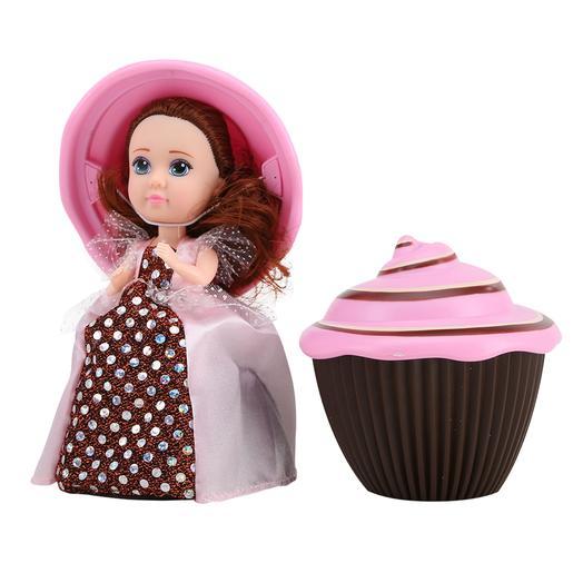 Cupcake Muñeca Sorpresa (varios modelos)