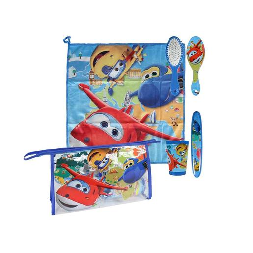Super Wings - Set Comedor Azul