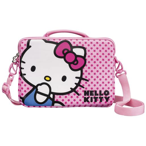 Hello Kitty - Bolsa Transporte Tablet Hasta 8' Rosa Mod.1