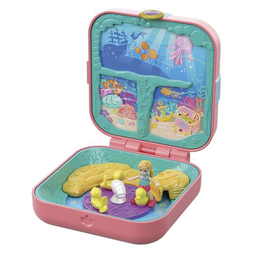Polly Pocket - Mundo Sorpresa Sirenas