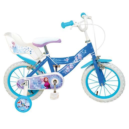 Frozen - Bicicleta 16 Pulgadas